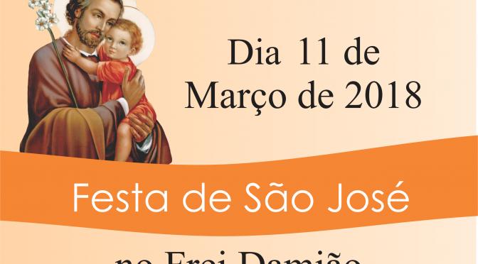 Festa São José- site
