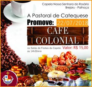 Café colonial Brejaru