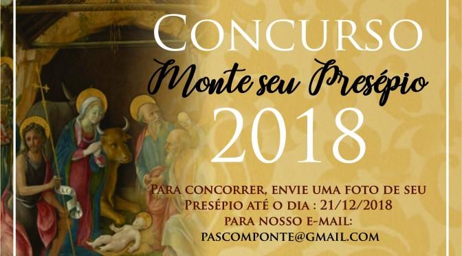 Concurso Presépio 2018a