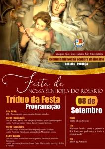 Festa de Nossa Senhora do Rosário 2019a