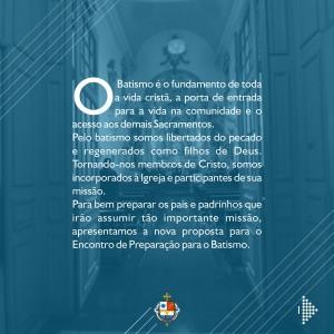 Novo sistema - Encontro de Batismo1