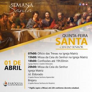Semana Santa 2021 - 2